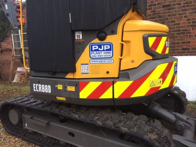 PJP Excavator Chapter 8