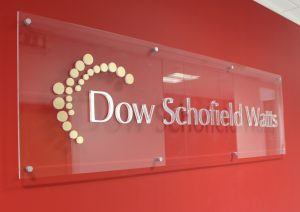 dow-schofield-reception-sign