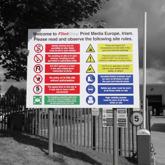 Safety Signs Free Quotes 0161 776 0527 By Signs Nw