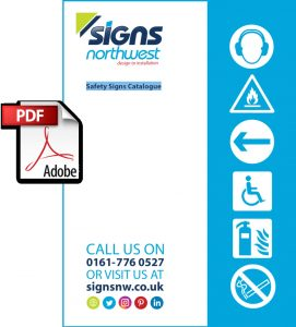Signs Northwest Safety Signs Catalogue - PDF