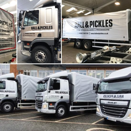 hall-and-pickles-fleet-livery
